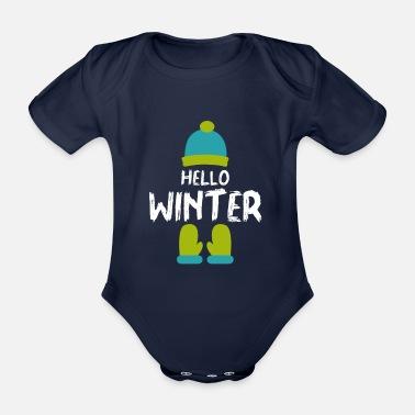 6179948e829d0 Hiver Gants d  39 hiver - Body bébé bio manches courtes
