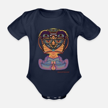 Jokey jokey - Organic Short-Sleeved Baby Bodysuit
