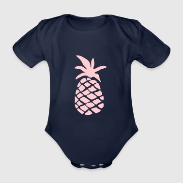 Health power food - Organic Short-sleeved Baby Bodysuit