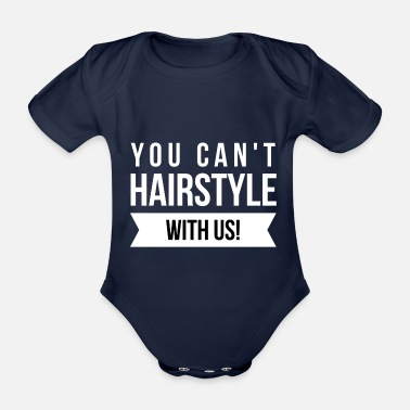 Gift Idea Hairdresser Gift Idea - Baby Bio Kurzarmbody
