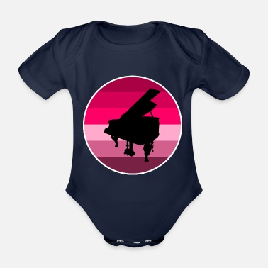 Wing wing - Organic Short-Sleeved Baby Bodysuit