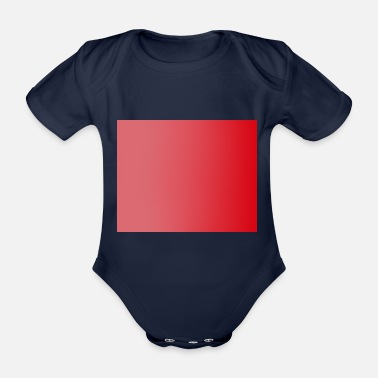 Colour colour - Organic Short-Sleeved Baby Bodysuit