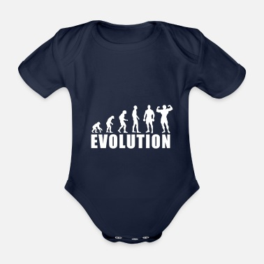 Training EVOLUTION POWER TRAINING - Body Bébé bio manches courtes