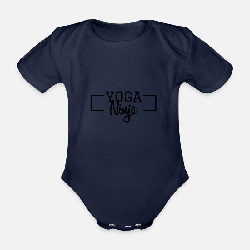 Namaste Vêtements Bébé - Cadeau de yoga disant la spiritualité en disant Om  Sports - Body 108311e24ea