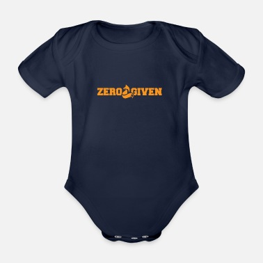 Geek NERD SHIRT FOR GEEKS STREBER STUDENTS STUDENTS - Økologisk kortermet baby-body