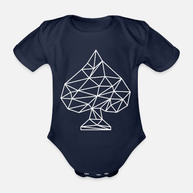 Pik PIK - Organic Short-Sleeved Baby Bodysuit