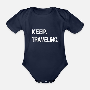 Backpacker Backpacker - Baby Bio Kurzarmbody