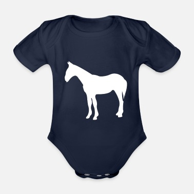 Mare mare - Organic Short-Sleeved Baby Bodysuit