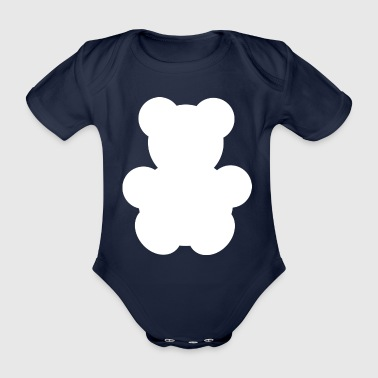 Carl Weiss - Organic Short-sleeved Baby Bodysuit