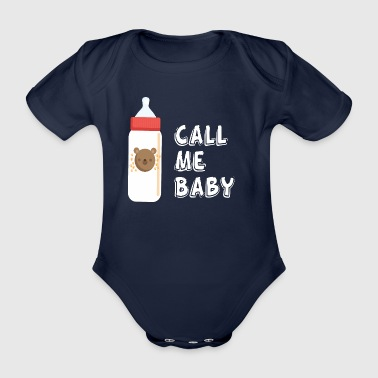 Ideal gift for babies - Organic Short-sleeved Baby Bodysuit