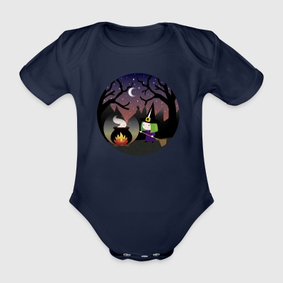 Sweet - Organic Short-sleeved Baby Bodysuit
