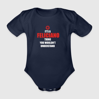 Geschenk it s a thing birthday understand FELICIAN - Baby Bio-Kurzarm-Body