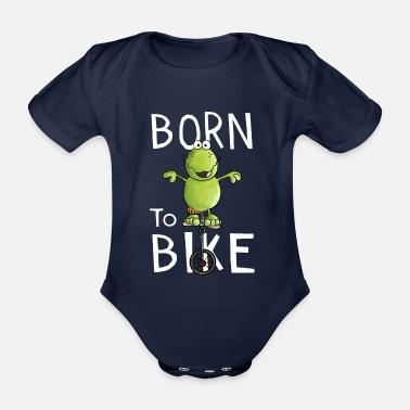 0/–3/mois Born To Go Cyclisme avec Mon Papa Body pour b/éb/é Body