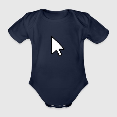 Muspil - Organic Short-sleeved Baby Bodysuit