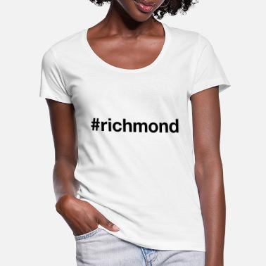 Richmond RICHMOND - Maglietta con scollo a barca donna