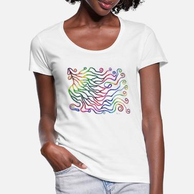 Liana Lianas - Women's Scoop-Neck T-Shirt