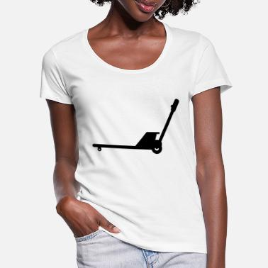 Pallet Pallet truck - Women's Scoop-Neck T-Shirt