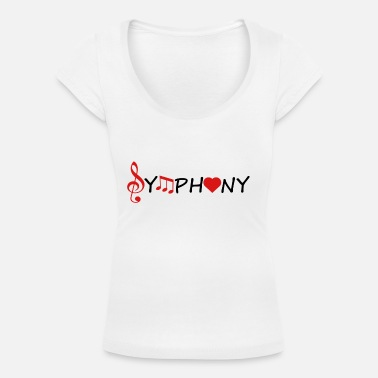 Symphony Symphony - Women's Scoop-Neck T-Shirt