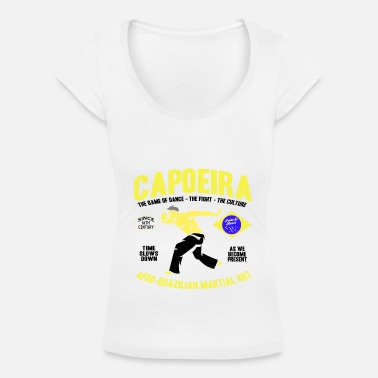 Capoeira Capoeira - Women's Scoop-Neck T-Shirt