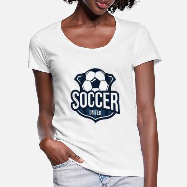 Football Club Football club - Women's Scoop-Neck T-Shirt