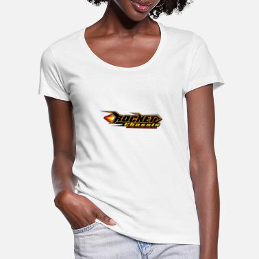 Missiles Missile chassis - Women's Scoop-Neck T-Shirt
