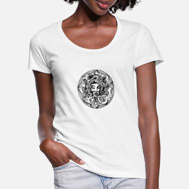 Medusa Medusa - Women's Scoop-Neck T-Shirt