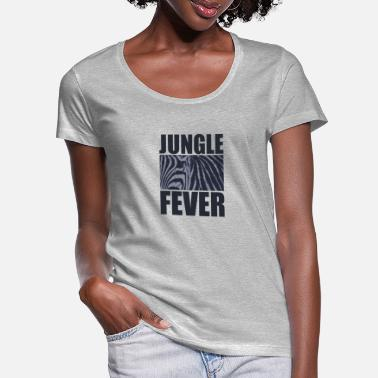 Junglecontest Jungle Fever - junglecontest - Women's Scoop-Neck T-Shirt