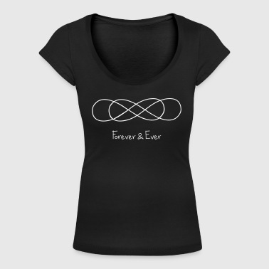 Forever and Ever - Women's Scoop Neck T-Shirt