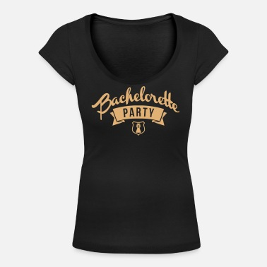 Bachelorette Party bachelorette party - Frauen T-Shirt mit U-Ausschnitt