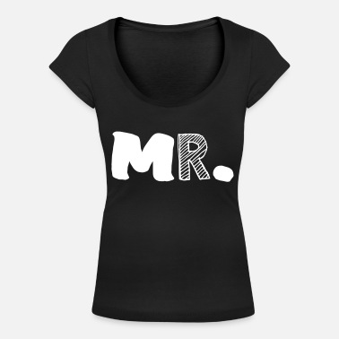 Mister Mister - Mister - mr - Women's Scoop-Neck T-Shirt