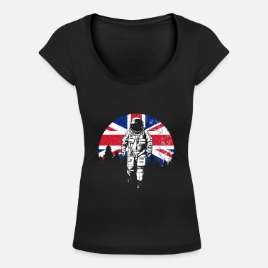 Great Britain Great Britain - Women's Scoop-Neck T-Shirt