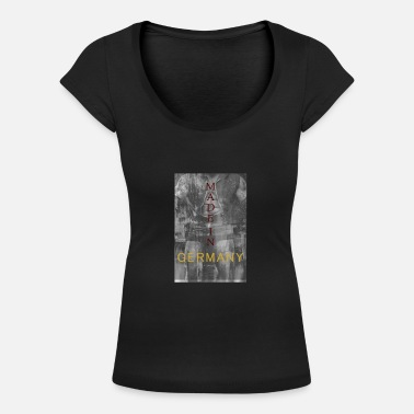 Made In Germany Made in Germany - Women's Scoop-Neck T-Shirt