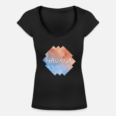 Havana Havana - Havana - Women's Scoop-Neck T-Shirt