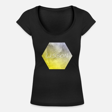 Lisbon Lisbon - Lisbon - Women's Scoop-Neck T-Shirt