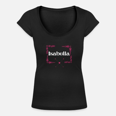Isabella Isabella - Women's Scoop-Neck T-Shirt