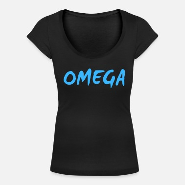 Solitaire OMEGA Werewolf Solitaire - Women's Scoop-Neck T-Shirt