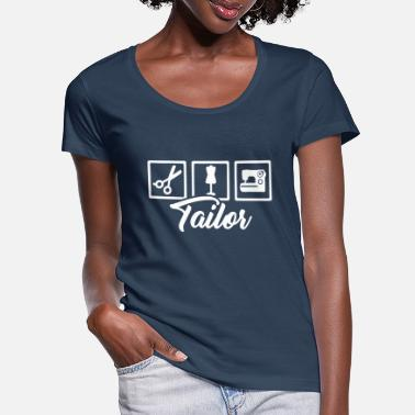 Tailor Tailor - Women's Scoop-Neck T-Shirt
