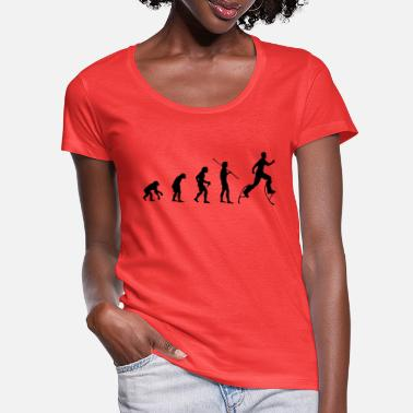 Urban Urban Evolution - Vrouwen U-hals T-Shirt