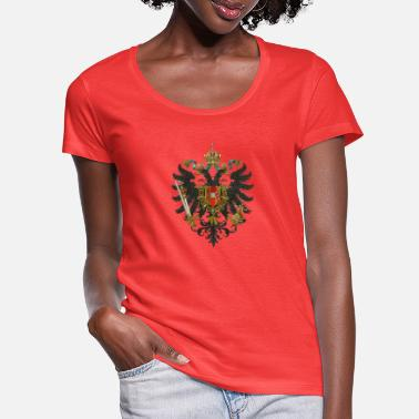 Monarchy monarchy - Women's Scoop-Neck T-Shirt