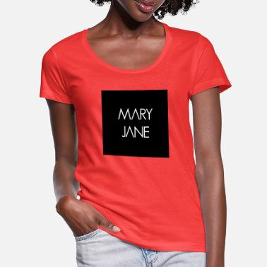 420 420 Mary Jane - Women's Scoop-Neck T-Shirt