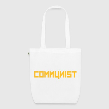 communist - EarthPositive Tote Bag
