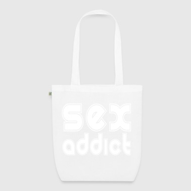 sex addict EN - EarthPositive Tote Bag