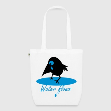 Water - EarthPositive Tote Bag
