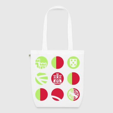 Portugal - EarthPositive Tote Bag