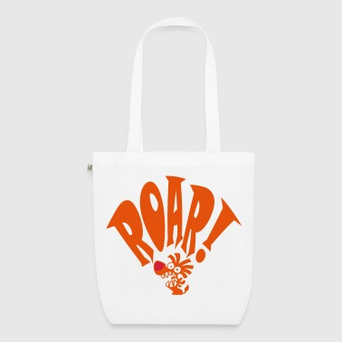 Lil Roar Roars! - EarthPositive Tote Bag