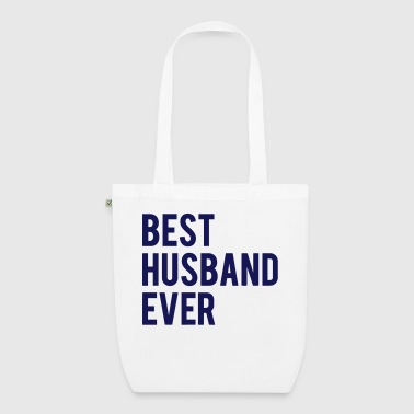 BEST HUSBAND DENS ARE - Bolsa de tela ecológica