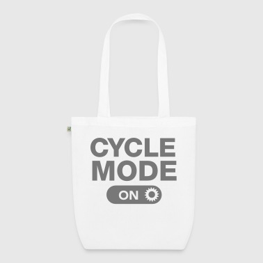 Cycle Mode (On) - EarthPositive Tote Bag