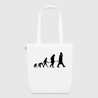 MOBILE EVOLUTION - EarthPositive Tote Bag