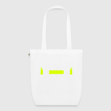 Dumbbell - EarthPositive Tote Bag