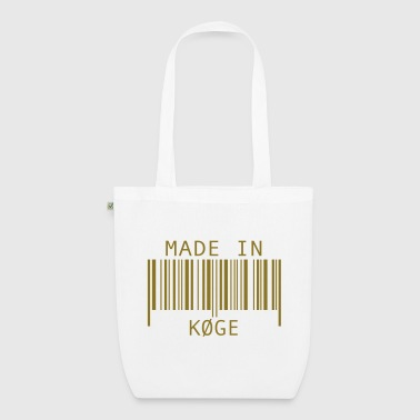 Made in Køge - Øko-stoftaske